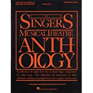 The Singer's Musical Theatre Anthology - Volume 1: Baritone/Bass Book Only (Singer's Musical Theatre Anthology (Songbooks))