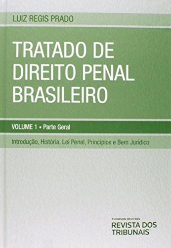 Tratado de Direito Penal Brasileiro - Coleção com 9 Volumes
