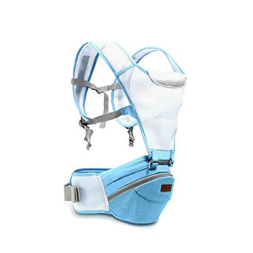 SONARIN 360 ° respirable Premium Hipseat Baby Carrier,