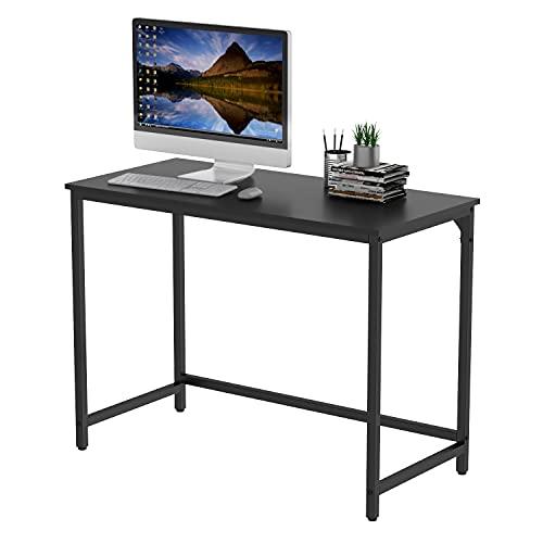 Escritorio de computadora de estudio escritorio de escritura para oficina en casa PC portátil mesa de trabajo soporte