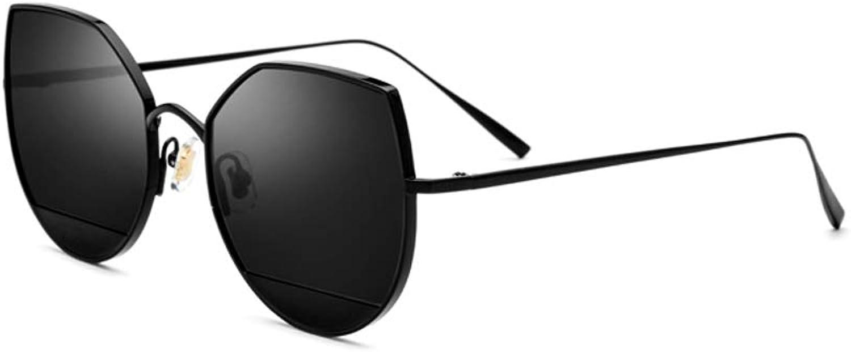100% Pure Titanium Sunglasses For Women Ultralight