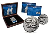 IMPACTO COLECCIONABLES Monedas Antiguas - Monedas del Mundo - Moneda Griega - El Dracma de Plata Griego de Castor y Polux