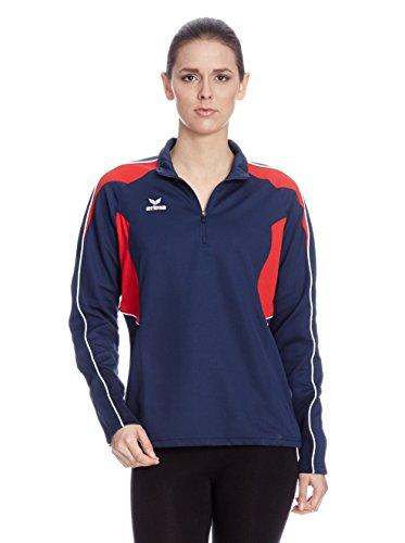 Erima Damen Trainingstop Shooter, New Navy/rot/weiߠ, 34, 126134