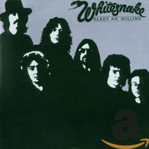 Whitesnake: Ready An' Willing-Remaster (Audio CD (Remastered))