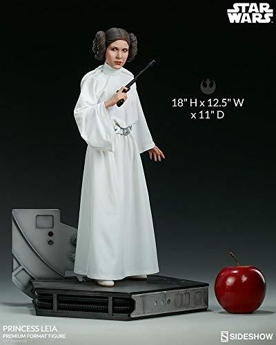 Sideshow Star Wars IV A New Hope Princess Leia Premium Format Figure Statue image