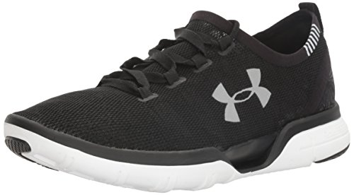 Under Armour Zapatillas de Correr Charged CoolSwitch para Mujer, Color Negro, Talla 36.5 EU