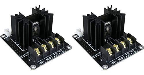 3D FREUNDE 2x Upgraded Mosfet V2 zur Entlastung des Mainboards für den sicheren Betrieb des Heizbetts oder Hotends - 3D Ducker: Anycubic Creality Anet und weitere