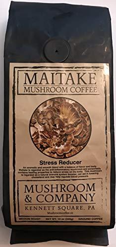 Maitake Mushroom Cofee