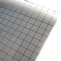 FUFU 窓用フィルム 3Dプライバシーウィンドウフィルム、無糊静的プライバシーPVCウィンドウステッカー非接着剤すりガラスステッカーヒートコントロールアンチUV保護カバーのためにインテリア・リムーバブル&再利用可能な、 貼り直し可能 シン (Size : 45×100CM/17×39IN)