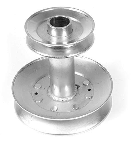 Riemenscheibe motor für rasenmäher ayp d 89/140achse 25,4mm 140186