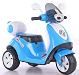 Xpark Toys Baby Scooter Battery Operated Ride on Bike with Music and Light for Baby Boy and Baby...