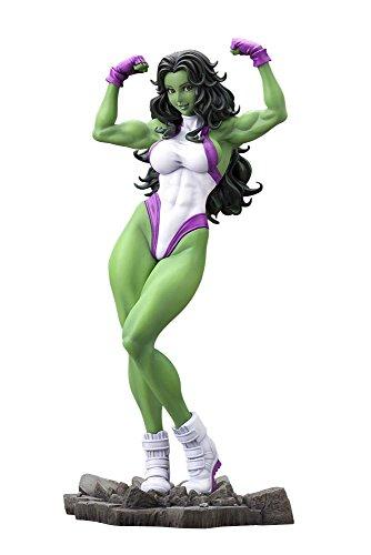 "Kotobukiya She-Hulk ""Marvel Comics"" - Bishoujo Statue - Kotobukiya Action Figure"