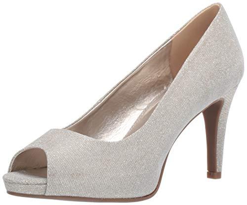 Bandolino Footwear Women's Rainaa Pump, Gold, 9.5