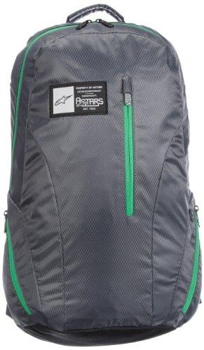 Alpinestars Uni Backpack Transit DX, Charcoal, One Size, 23.5 liters, 1012-91005