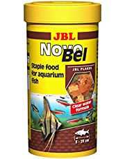 JBL NovoBel 250 ml, Main food flakes for all aquarium fish