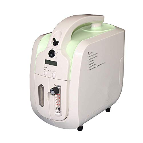 COXTOD O2 Concentrator, Portable O2 Concentrator 1-5L/Min Adjustable Oxy Machine Use for Home Use, AC 110v Air Purifier