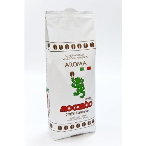 3 x Mocambo Espresso Kaffee - Aroma 1000g Bohne