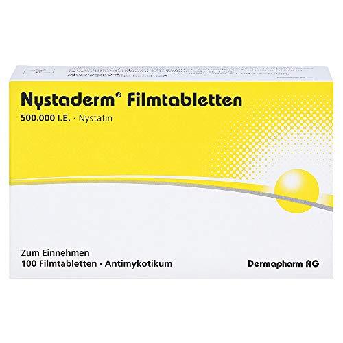 NYSTADERM Filmtabletten 100 St
