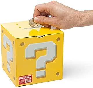 Mario Question Block Money Box