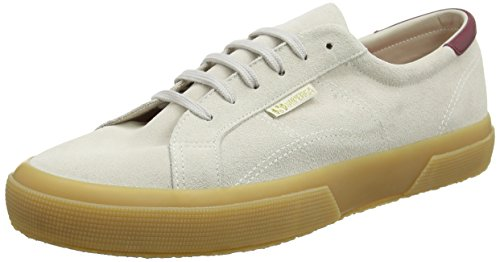 Superga 2386 SUEFGLM, Zapatillas Adultos Unisex, Blanco (White Cream N20), 42 EU