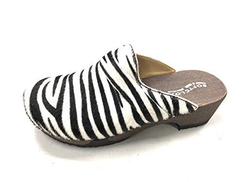 Softclox S3345 Tamina Größe 37 EU Mehrfarbig (Zebra)