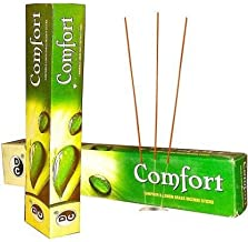 Shyam retails-Comfort Citronella Incense Sticks - Pack of 26=260sticks dhoop chaon and co.