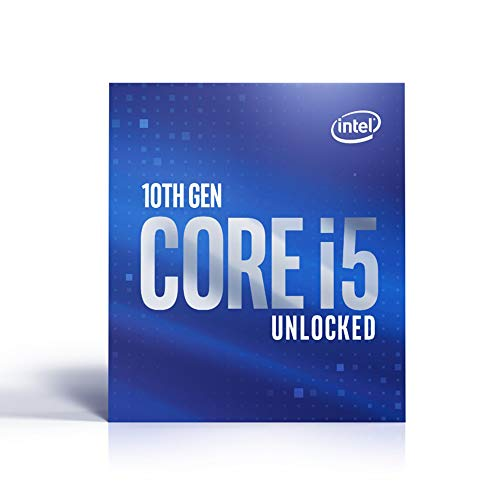 Intel Core i5-10600K (Basistakt: 4,10GHz; Sockel: LGA1200; 125Watt) Box
