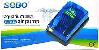 Best sobo aquarium pump Reviews