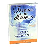 Talking to Heaven Mediumship Cards A 44-Card Deck and Guidebook Cards Game Tarot Board Game Divine Earth Warriors Fate Family Party Board Game