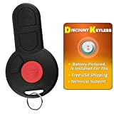 Discount Keyless Entry Remote Control Car Key Fob Clicker For Volkswagen Jetta NBG730956T