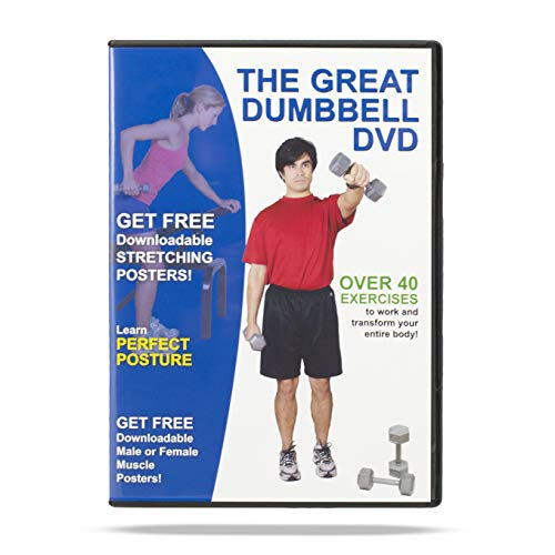 The Great Productive Fitness DVD Series   Dumbbell Exercises for Use at Home