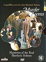 Murder Rooms - Mysteries of the Real Sherlock Holmes ( The Dark Beginnings of Sherlock Holmes / The Patient's Eyes / The Photographer's Chair / The Kingdom of Bones / The White Knight Stratagem ) [ NON-USA FORMAT, PAL, Reg.2 Import - Netherlands ]