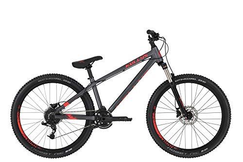 Kellys Whip 50 26R Dirt Mountain Bike 2020 (L, Grey)