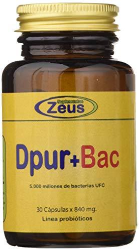 Zeus Dpur+Bac - 30 Cápsulas