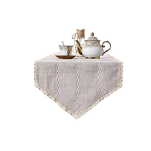 Nvfshreu katoenen moderne strepen tafelloper doek Tv kast dressoir nachtkastje handdoek eenvoudige stijl textiel 40X180cm