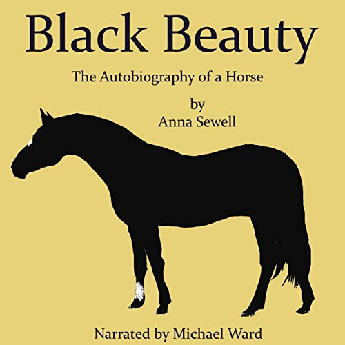 Black Beauty HCR104fm edition: The Autobiography of a Horse cover art