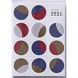 高橋 手帳 2021年 B7 ポケットダイアリー No.17 (2021年 1月始まり)