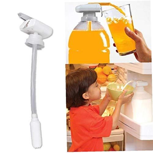 Byfri Universal de Agua automáticos de Bebidas de Frutas Jugo dispensador de la Bebida de la Botella de la Bomba de Agua a Prueba de derrame Partido al Aire Libre casera de la Cocina