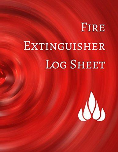 Fire Extinguisher Log Sheet