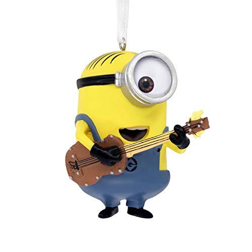 Hallmark Despicable Me Minions Stuart mit Gitarre