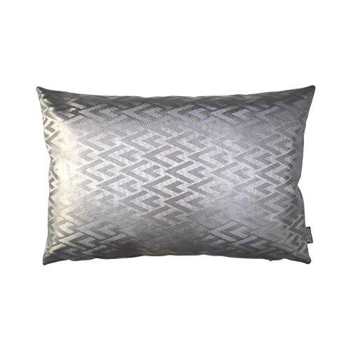 Raaf kussen Zilver 35x50 cm