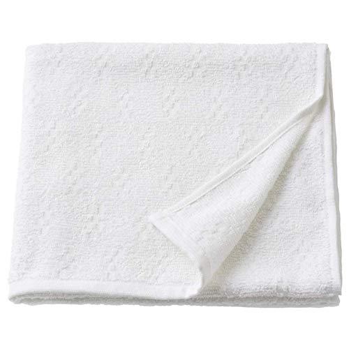 Ikea Narsen 904.473.55 - Toalla de baño, color blanco