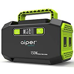 AIPER 150W Portable Power Station