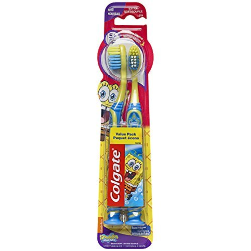 Price comparison product image Colgate Kids Twin Pack Toothbrush