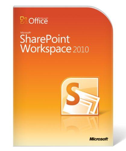 SharePoint Workspace 2010 32-bit/x64 /Englisch DVD