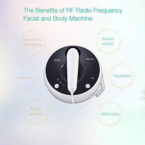 MLAY Radio Frequency Face Lifting Beauty Care Device