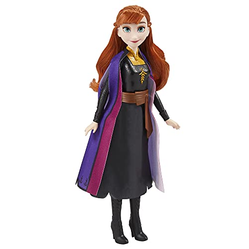 Frozen 2 Shimmer Travel Anna
