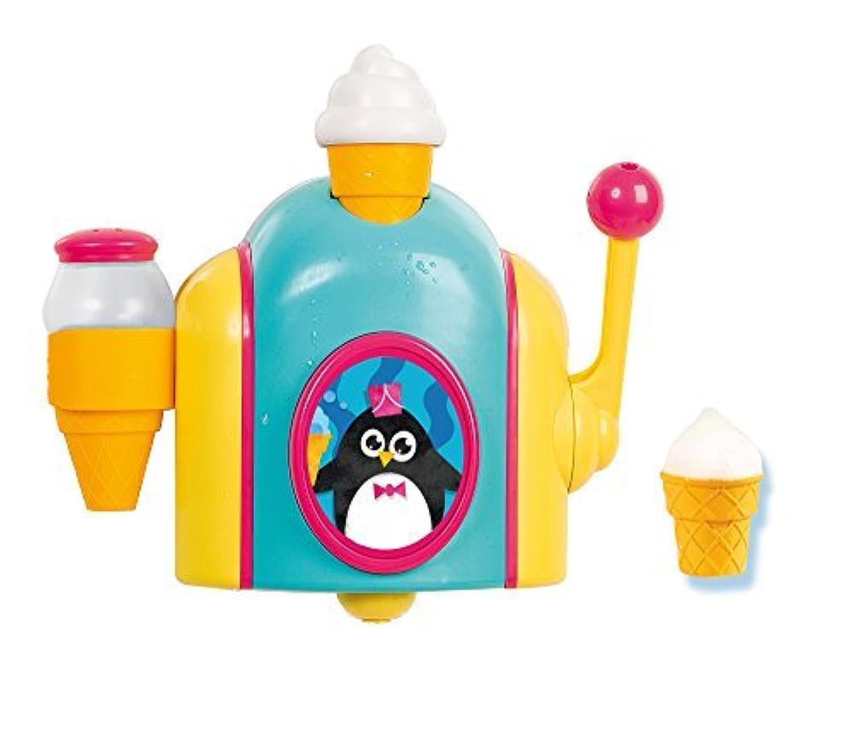 TOMY Bath Foam Cone Factory Toy [並行輸入品]