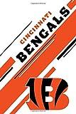 Cincinnati Bengals: Cincinnati Bengals Striped Notebook & Journal   NFL Fan Essential   Cincinnati Bengals Fan Appreciation
