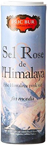 ERIC BUR Sel Rose de l'Himalaya Fin Moulu 125 g